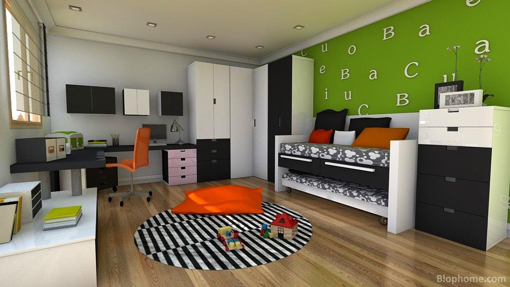 Casas cocinas mueble mesa y silla nino for Dormitorio juvenil nino