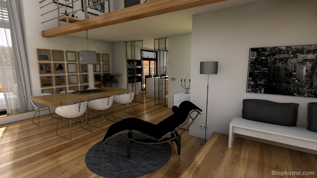 Interiores de lujo casa affordable fabulous diseo - Casas de lujo interiores ...