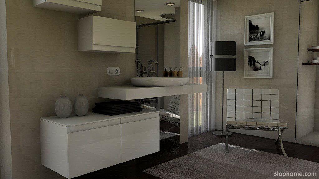 Un dormitorio en suite blophome - Disenar un dormitorio ...