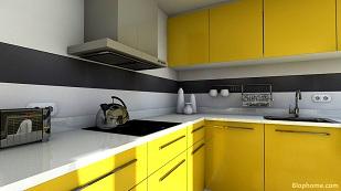 Cocinas, elección de materiales