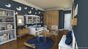 Los Dormitorio Juveniles