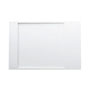 Kartell by LAUFEN, Shower tray 1200x800mm, solid surface